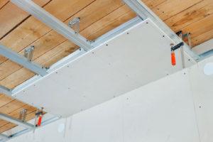 Потолочные и Стеновые Конструкции